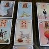 再びの「ルノルマン・オラクル」カード