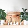 神棚の向きは気にしない?神棚の飾り方は神社を思い出せば解決できる。昔の人の知恵を知ろう!