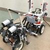 プログラム改良とロボットの改良