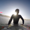 サーフィン動画にGoProのGPSが面白い!Search GPSやTraceのようなテレメトリーオーバーレイ