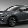 CX-3の商品改良が公開、SKYACTIV-G 1.5搭載車やポリメタルグレーが追加。
