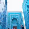 【一人旅】ウズベキスタン(サマルカンド)3泊5日