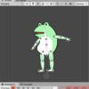 【Unity】2D AnimationをAnimatorコンポーネントで実際に動かす