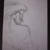 2017年12月26日頃に描いた18歳未満ゲーム「クロウカシス」のキャラを10分で描いてみた。