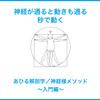 【神経様メソッド〜入門編〜】3/3オンライン講座の動画期間限定販売