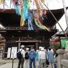 第105回東京散歩「7500株のアジザイに彩られた関東三不動の高幡不動」