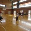 6年生:体育 バスケットボール