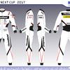 ダンロップ ネクストカップ 2017、神戸シリーズのレーシングスーツデザインを公開いたします!