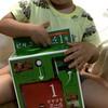 息子から散髪の許可が下りない(娘はオールOK) - 年子育児日記(2歳10ヶ月,1歳4ヶ月)