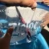 【子どもと実験】水いりフリーザーパックに鉛筆を刺すと水は漏れない?