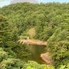 粟ヶ谷池(島根県隠岐島)