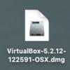 VirtualBoxのアップデート(5.2.8->5.2.12) [macOS]