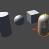【Unity】Scene View に 選択してないオブジェクトの Collider を表示する