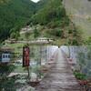 十津川村へ 宇井から清水橋へ