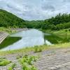 日の出ダム(北海道上富良野)