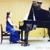 ピアノ練習風景 8日目 October 2,2017 モーツァルト ピアノソナタK.545第1楽章より