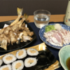 Uber Eats名古屋。中村フグメットがサバフグを喰らう。