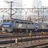 鉄道の日常風景88…過去20130306-0316JR梅田貨物駅