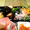 【福岡デカ盛り】パルコ新館B2F「魚助食堂」でお刺身盛り放題ランチ!栄養たっぷり&お腹いっぱい!