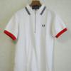 ポロシャツ:FRED PERRY × COMME des GARÇONS / 4410円