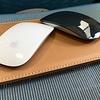 土屋鞄製造所「ナチューラ ヌメ革 マウスパッド」購入!〜Mac Pro + 土屋マウスパッドで気分アゲアゲ〜