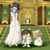 殿、2人の嫁を従え過去の世界へGO!