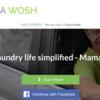 旅の知恵袋:クアラルンプールで洗濯を頼むなら「Mama Wosh」!!