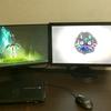 【レビュー】BenQのゲーミングモニター『GL2580HM』を購入!! コスパ最高でデュアルモニターに超最適!!