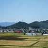 大釜館と八幡館