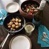 超簡単!トマトの冷製カペッリーニとスイカジュース