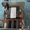 ぷろじぇくと(2)実験用正負電源もさっさと作り上げる。
