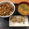 久しぶりになか卯の牛丼を食べてみた