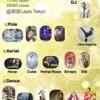 エアリアルストラップのショーをやりますよ!6月3日銀座にて。