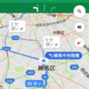 Google Mapのナビは裏道推し