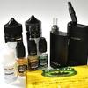 ヴェポライザーで喫煙するシャグに電子タバコ用(VAPE)リキッドを垂らした効果