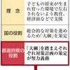 子ども貧困対策 市町村も 超党派議連、法改正を検討 - 東京新聞(2019年1月8日)