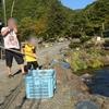 【日高】手ぶらでOK!絶対釣れる『乗田養魚場』で魚釣り体験!
