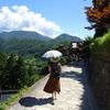 去年のお盆旅行 - 山形県の山寺へ -