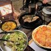 冬キャンプで薪ストーブ料理を堪能!立山山麓家族旅行村(富山県)