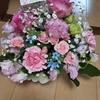 お花が届きました♪
