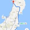 日本海東北自動車道を使って山形、秋田へ行く