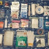自宅にあるもので防災バッグを作ってみた。