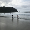 【子連れ海水浴】弓ヶ浜(南伊豆)と下田海中水族館に行ってきた