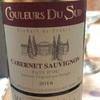 コンビニワイン:Couleurs du Sud Cabernet Sauvignon【ファミマワイン】