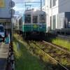 琴電点描 14・林道駅