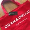 【ディーン&デルーカ】バンコク限定トートバッグのレビュー!買って良かったタイ土産ナンバーワン