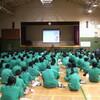 国際授業@中学校
