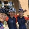 toms'cycling tomiさんと沖縄練