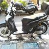 #バイク屋の日常 #ホンダ #Sh-mode #洗車