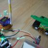 電子工作🐈 Arduinoでサーボモータと障害物センサを制御。「いそいでくぐるETC」を作りました。